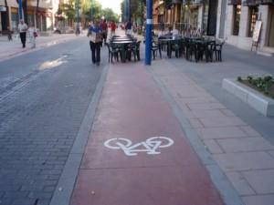 Foto: Getafe en bici