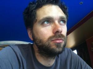 Rafael Vidiella, durant l'entrevista virtual
